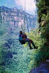 Vertikálna Amazónia II. - len skala a prázdnota