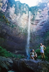 Vertikálna Amazónia II. - sme prvý ľudia na týchto miestach