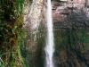 Vertikálna Amazónia II. - vodopád Studňa za normálneho prietoku