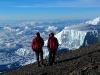 Kilimandžáro, okolo 5800 m