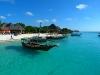 Zanzibar, naša pláž