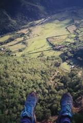 Arhuakos - lietanie na paraglajde mi otvorilo srdcia inak neprístupných indiánov