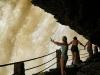 Canaima - podchádzame vodopád Sapo