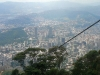 Caracas - lanovka na Avilu