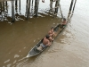 Delta Orinoco - deti Waraov vyrastajú na vode