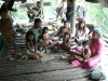 Delta Orinoco - návšteva u Waraov