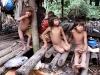 Delta Orinoco - deti kmeňa Warao