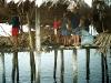 Delta Orinoco - palafitos, osady na koloch