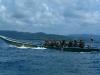 Panama, súostrovie San Blas, protidrogové komando poblíž Kolumbie
