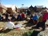 Peru a Bolívia, jún 2017