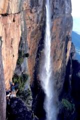 Vertikálna Amazónia I. - božský Salto Angel