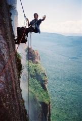 Vertikálna Amazónia I. - zlaňujeme kúsok od Salto Angel