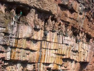 Vertikálna Amazónia II. - prvovýstup v panenskej stene