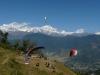 Nepál, himalájske polietanie
